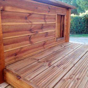 Terrasse pour niche mini120