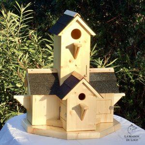 Chateau d'oiseaux