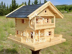 Bird villas