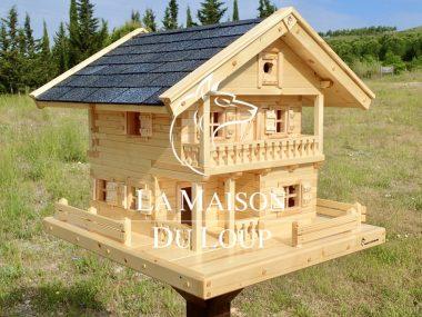 Villas d'oiseaux