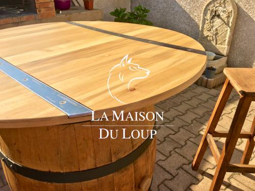 Table de tonneau
